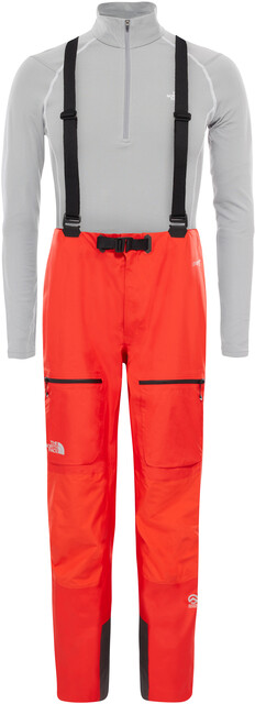 The North Face M's Summit L5 GTX Pro Pants Fiery Röd